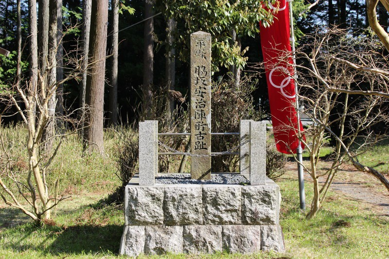 「脇坂安治とは~ひっそりと森の中にたたずむ脇坂安治の陣跡【関ヶ原の史跡】」のアイキャッチ画像