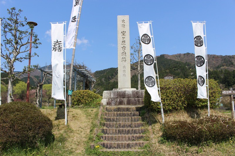 「関ヶ原古戦場の決戦地碑~関ヶ原合戦の激戦地となった場所」のアイキャッチ画像