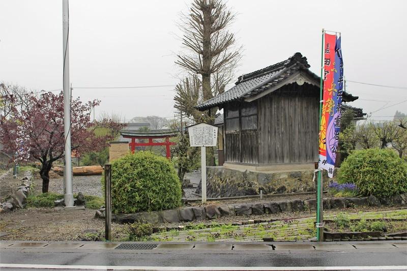 「人質の黒田長政(松寿丸)を保護した不破矢足と五明稲荷神社」のアイキャッチ画像