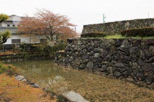 竹中氏陣屋と岩手城