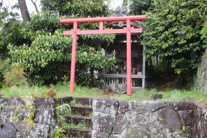 竹中陣屋跡