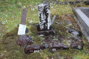 長原武の墓
