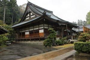 美濃赤坂・安楽寺