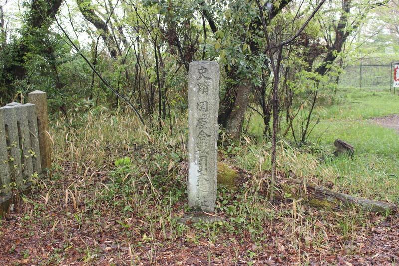 「杭瀬川の戦いと「勝山」~岡山本陣跡の訪問記」のアイキャッチ画像