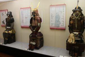 大垣城の史料展示