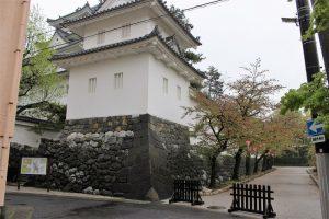 大垣城の艮隅櫓