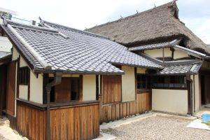 伊賀の武家屋敷