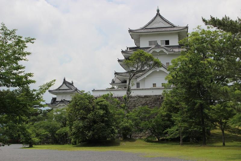 「筒井定次と伊賀上野城の戦い~伊賀・上野城の訪問記」のアイキャッチ画像