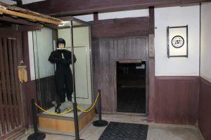 伊賀忍者屋敷