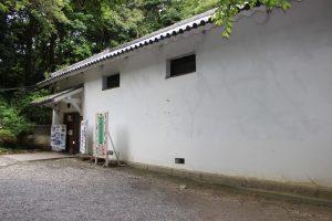 伊賀上野城の米蔵