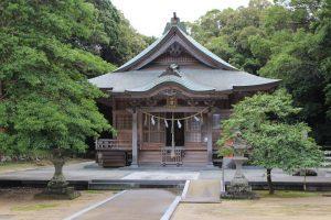 唐津・鏡神社