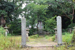 寺沢広高の墓