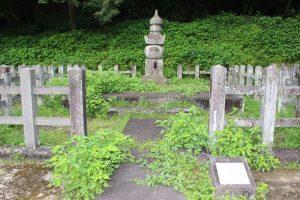 中川久盛の墓