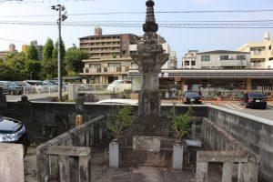 竹中重利の墓
