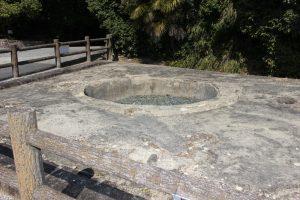 岩崎城の井戸