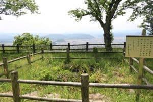 鳥取城の井戸