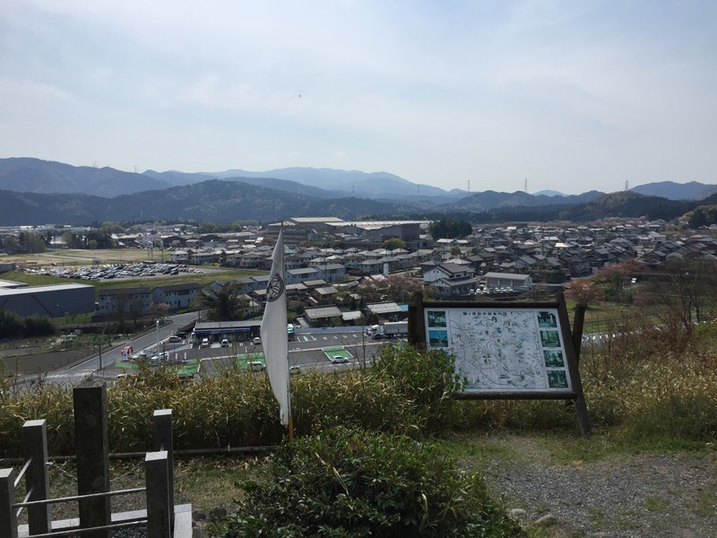 「関ヶ原の史跡を周る計画を立てよう~徒歩・サイクル自転車・自動車(クルマ)」のアイキャッチ画像