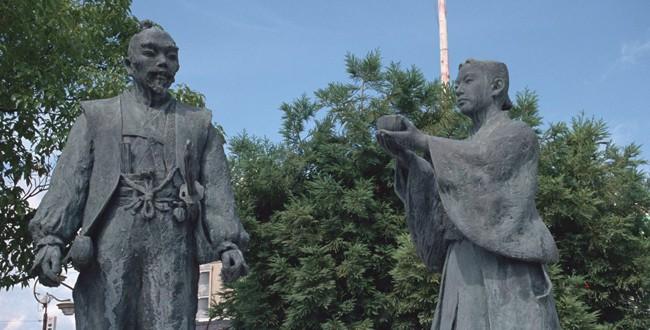 「石田三成公の人物像を物語る お茶との逸話」のアイキャッチ画像